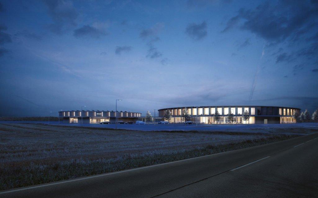 Legero United Zentrale in Feldkirch bei Graz (Foto: Legero United)