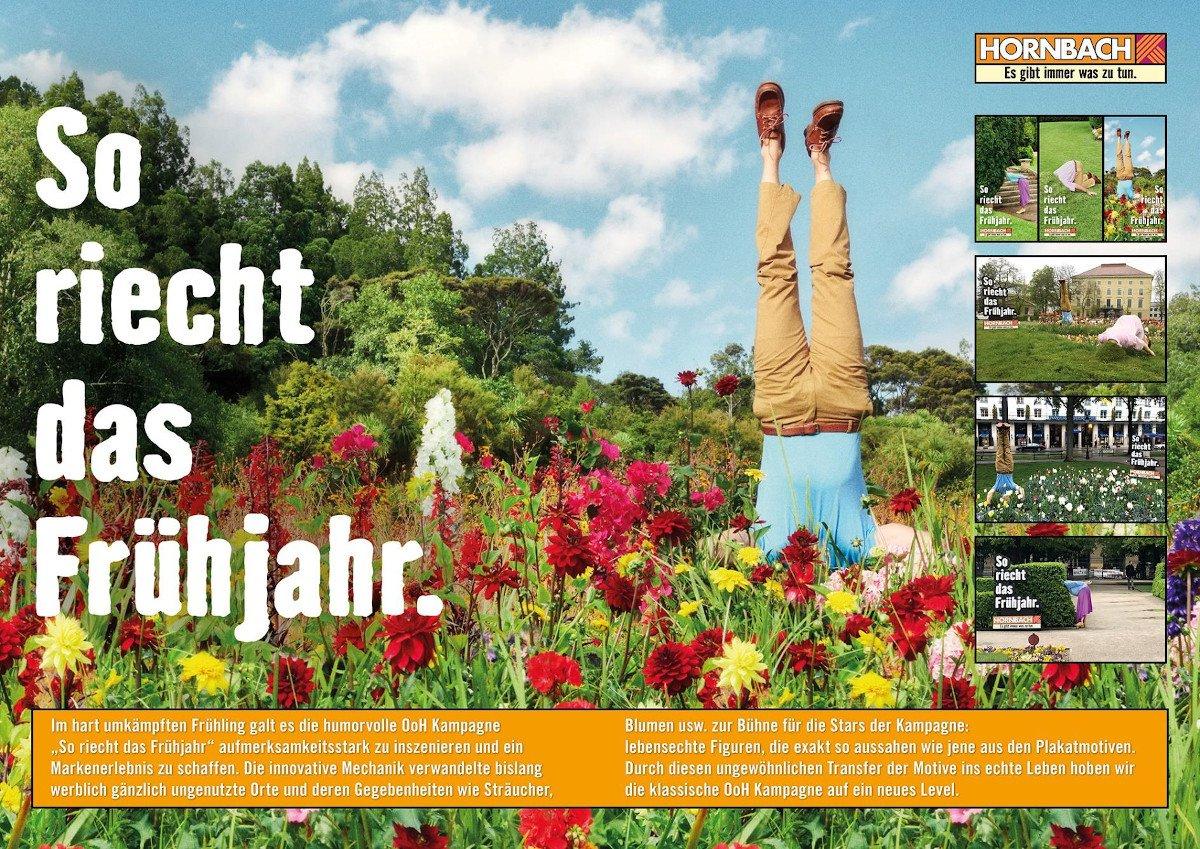 Plakadiva Gold - Hornbach Baumarkt AG So riecht das Frühjahr (Foto: FAW)