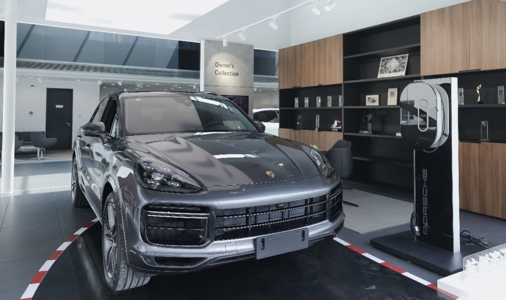 Neufahrzeuge und digitale Touchpoints (Foto: Porsche)