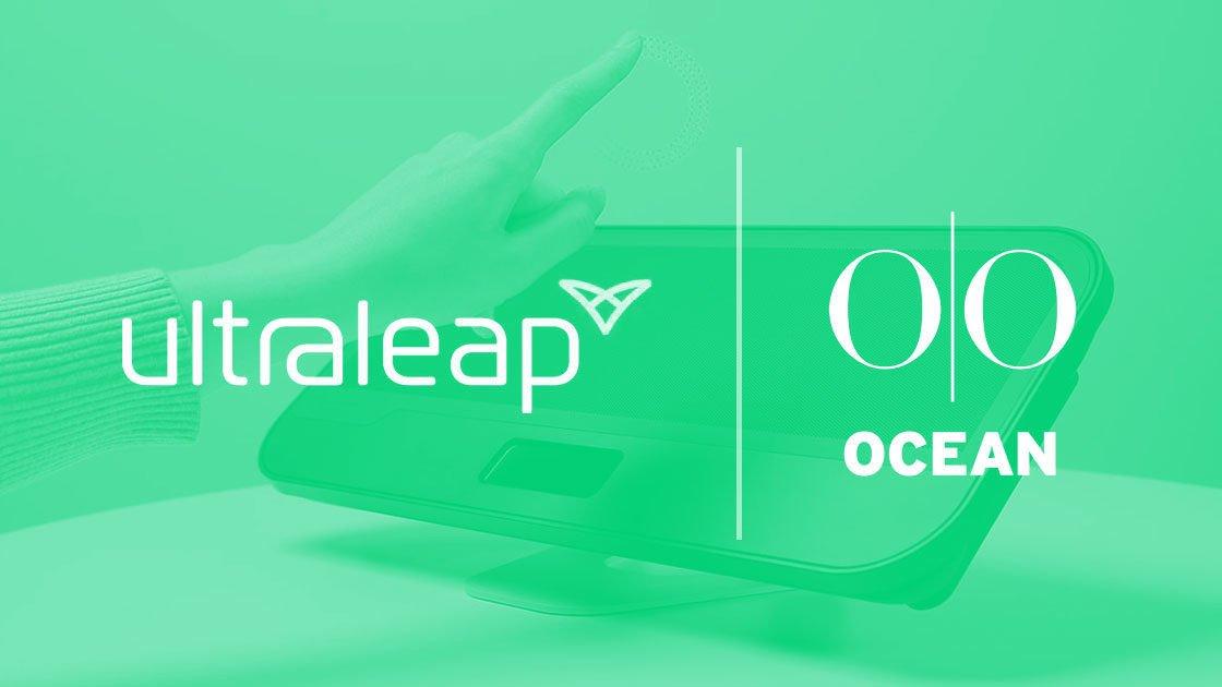 Ocean Outdoor und Ultraleap kombinieren DooH und Technologie (Foto: Ocean)