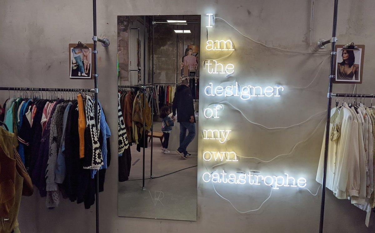 Fashion Store in München (Foto: invidis)