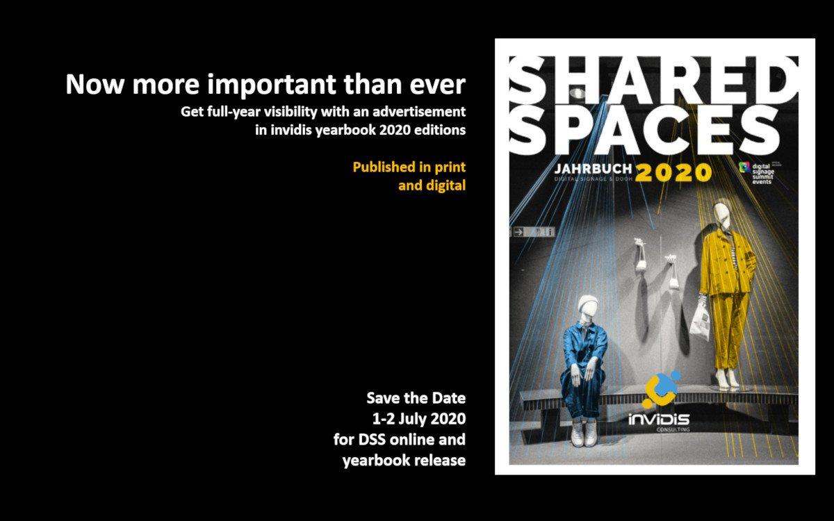 invidis Jahrbuch 2020 erscheint am 01.07. (Foto: invidis)