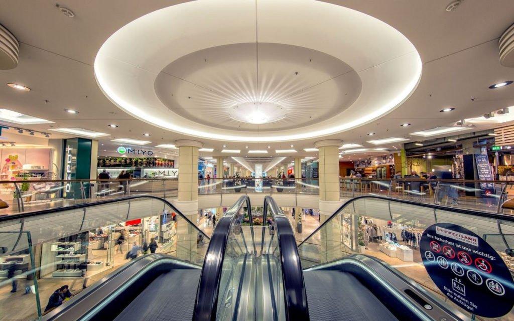 Einkaufszentrum Breuningerland Sindelfingen (Foto: Breuninger)