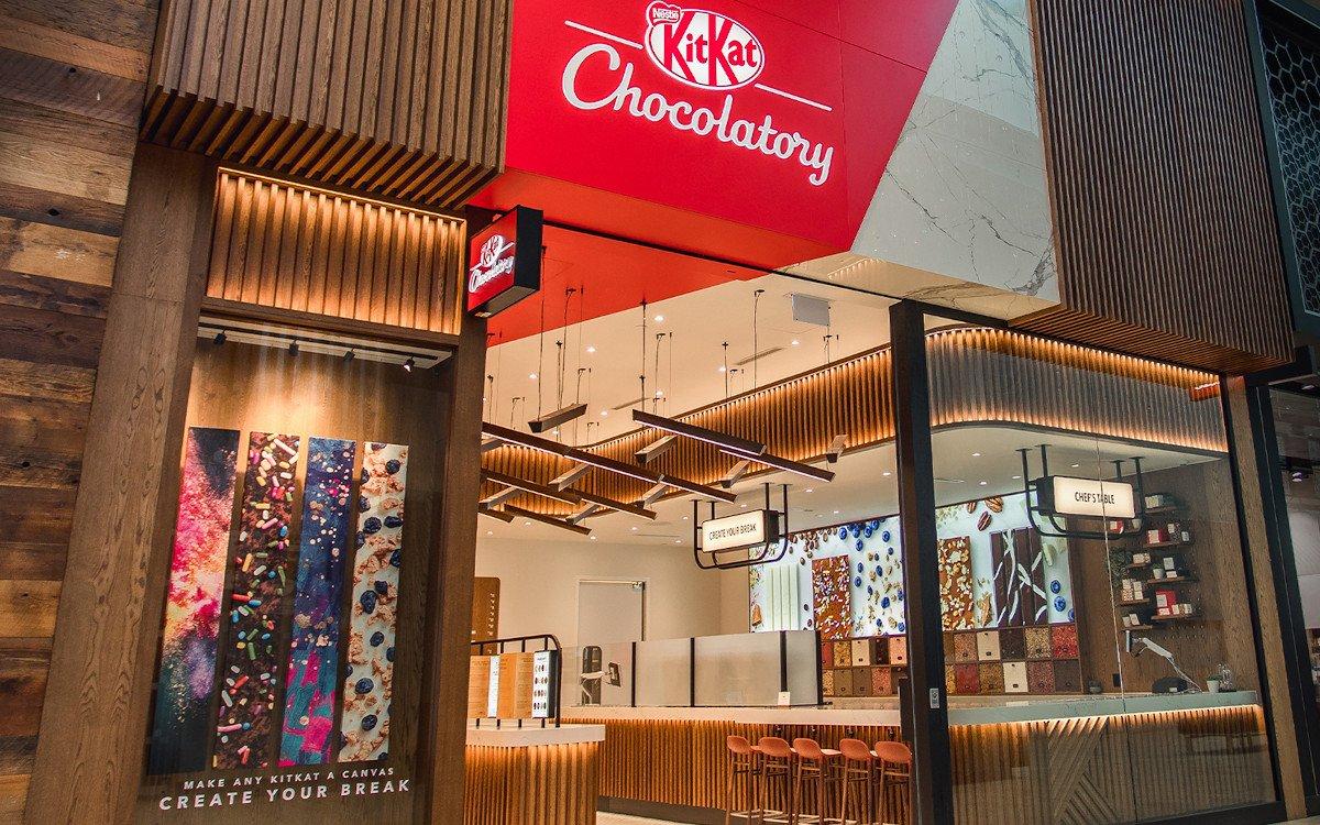 Kitkat Chocolatory in Toronto (Foto: Michael Rogers/Dolce Media Group)