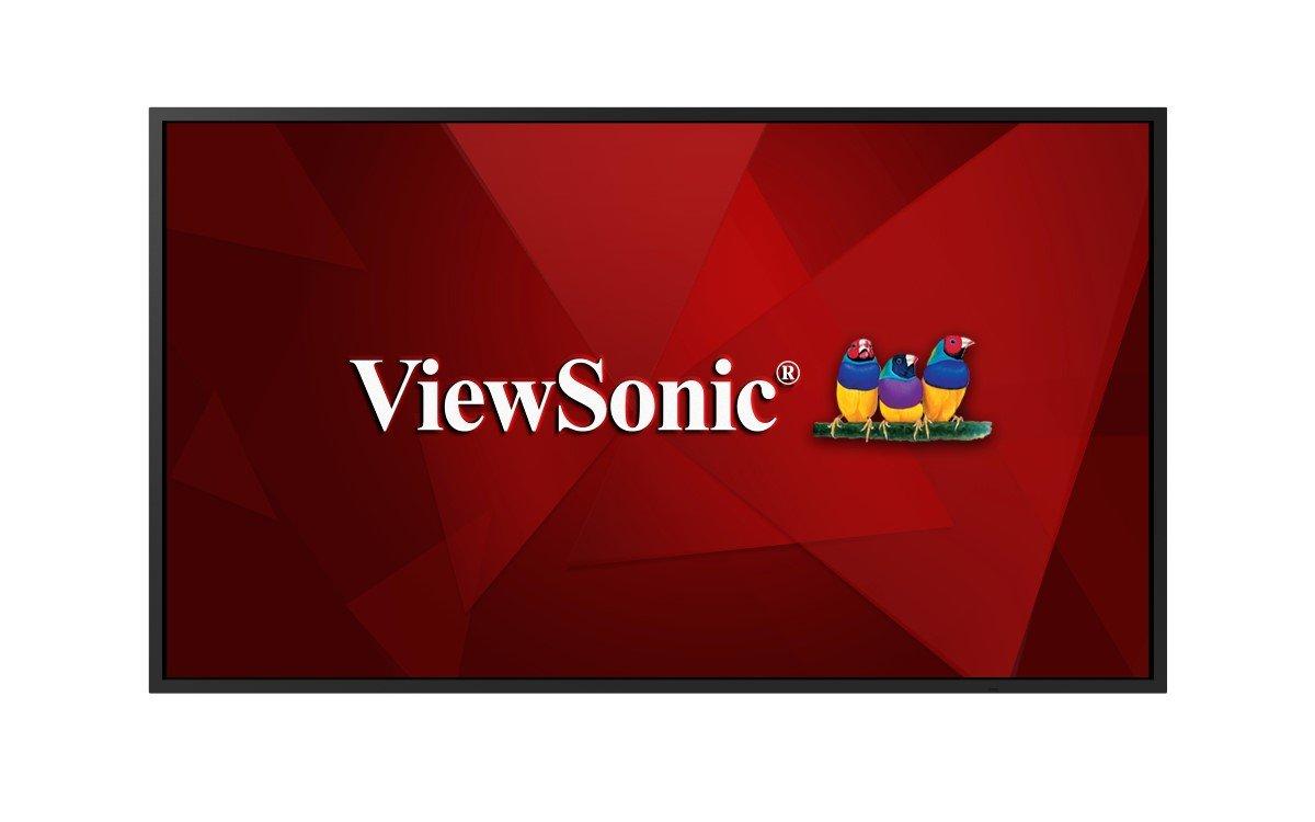 """ViewSonic präsentiert sein neues 43"""" Wireless Presentation Display CDE4320 mit 4K-Auflösung und Softwarepaket (Foto: ViewSonic)"""