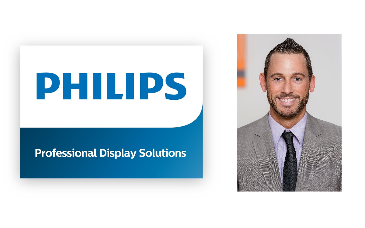 Gianmarco Ochner ist neuer Sales Manager Digital Signage Solutions bei Philips PDS (Foto: Philips)