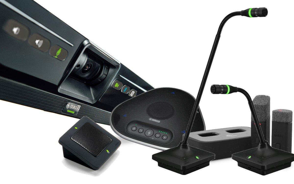 Syscomtec ist neuer Distributor für die AV Collaboration-Lösungen von Yamaha Unified Communications (Foto: Syscomtec)