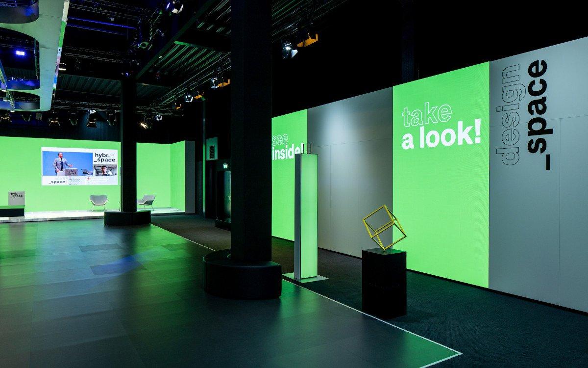 Studio trifft Showcase - Hoötmann hybr.id_space (Foto: Markus Schwalenberg/Holtmann)