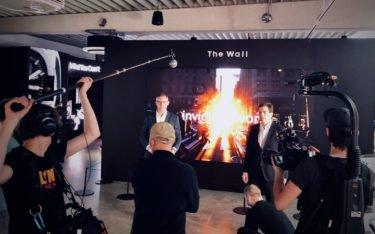 "Making of ""invidisXworld"" (Foto: invidis)"