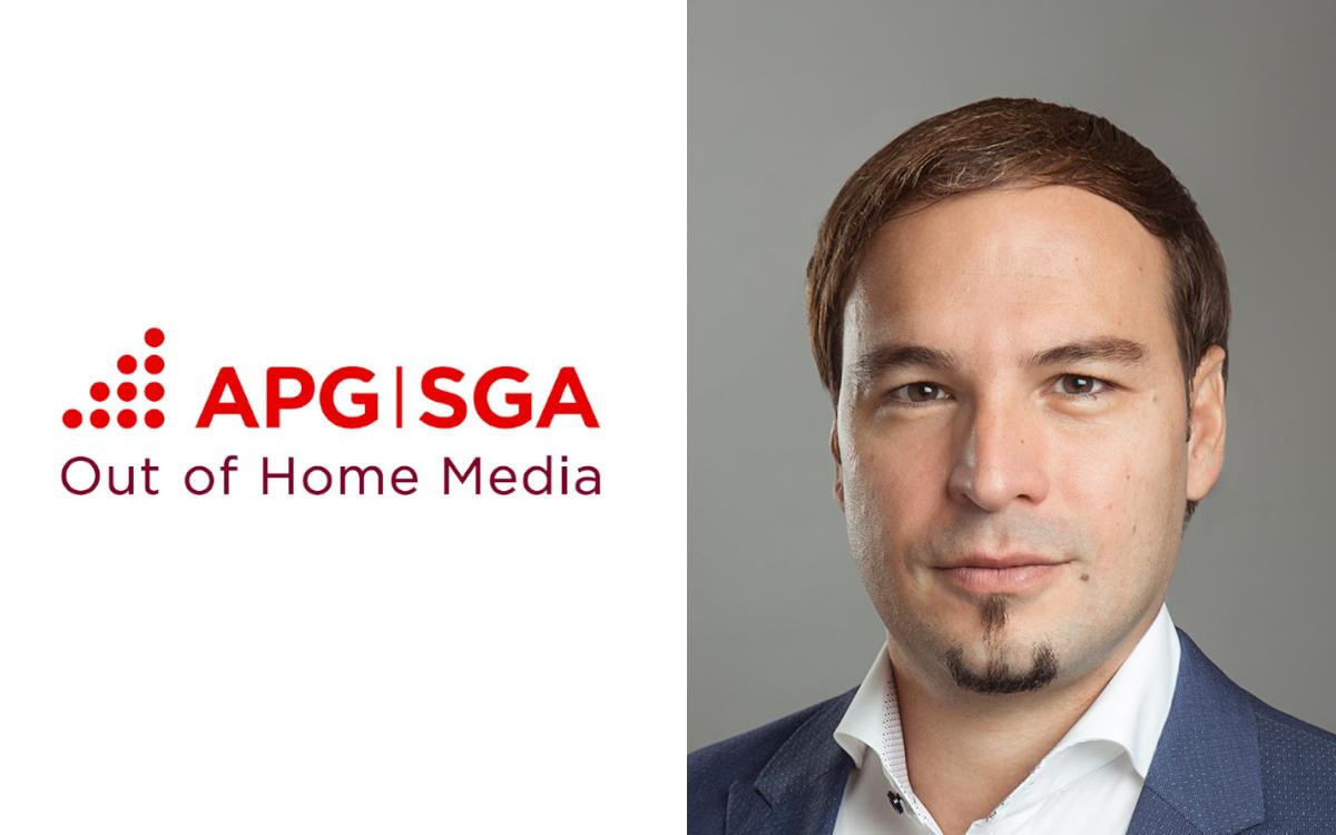 Raffaello Giorgio verstärkt künftig das Key Account Management der APG|SGA in Zürich (Foto: APG|SGA)