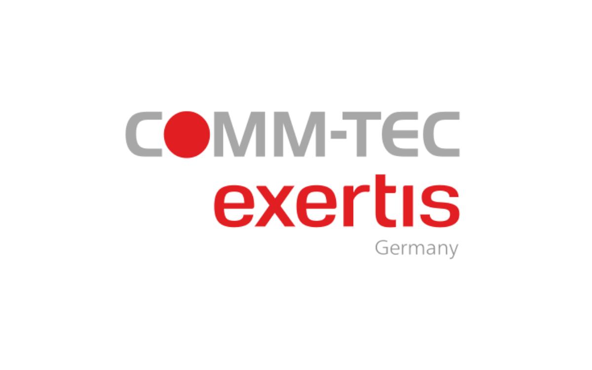Logo COMM-TEC GmbH (Foto: COMM-TEC)