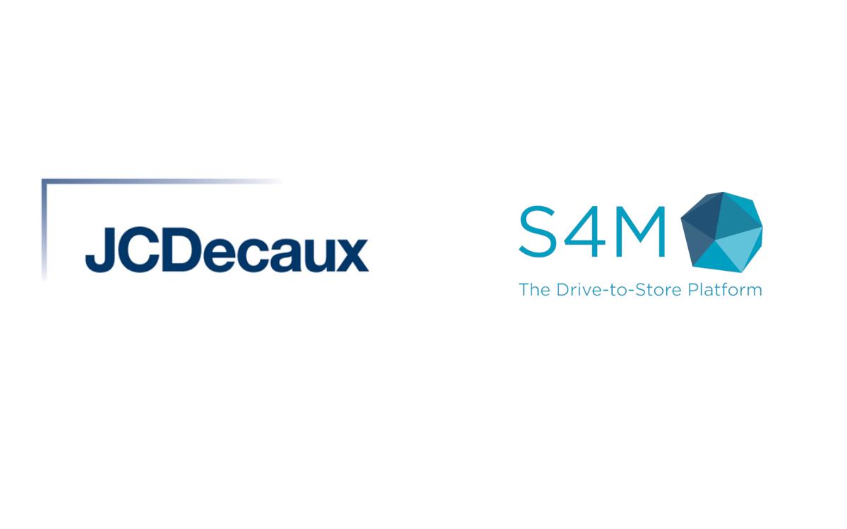 DooH trifft Mobile – Außenwerber JCDecaux und die Drive-to-Store Plattform S4M verkünden ihre Partnerschafft (Foto: JCDecaux/S4M)