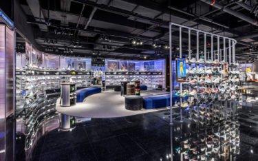 Nike Rise Guangzhou Store (Foto: Nike)