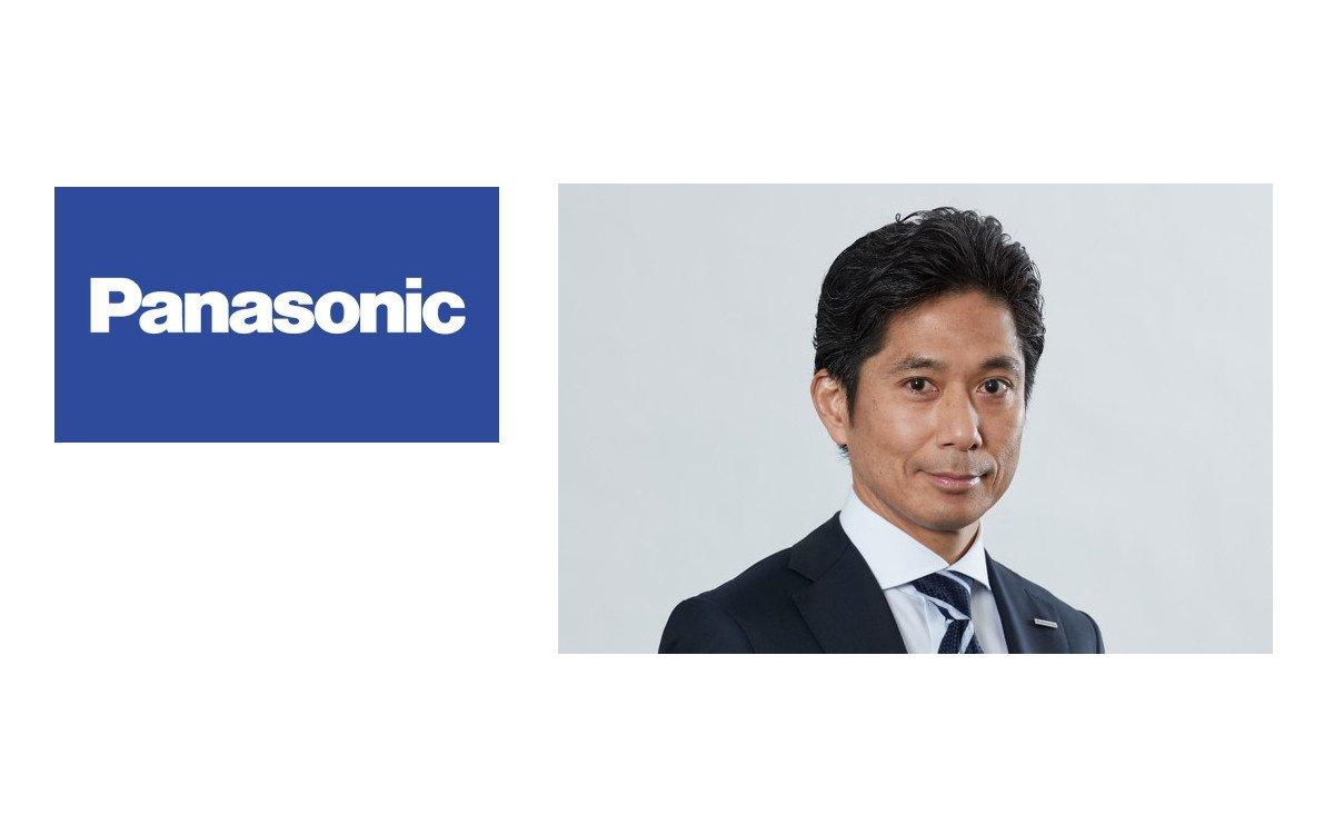 Hiroyuki Nishiuma übernimmt die Leitung bei Panasonic Europe B2B (Foto: Panasonic)