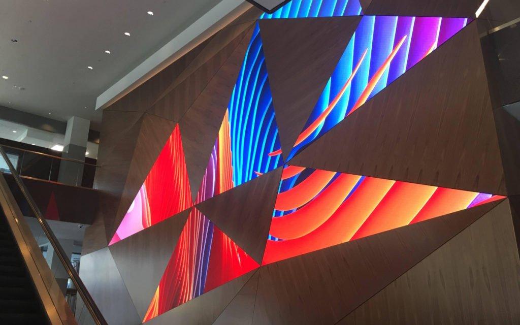 LED bietet viele Optionen jenseits von 16:9 (Foto: DesignLEDPro)