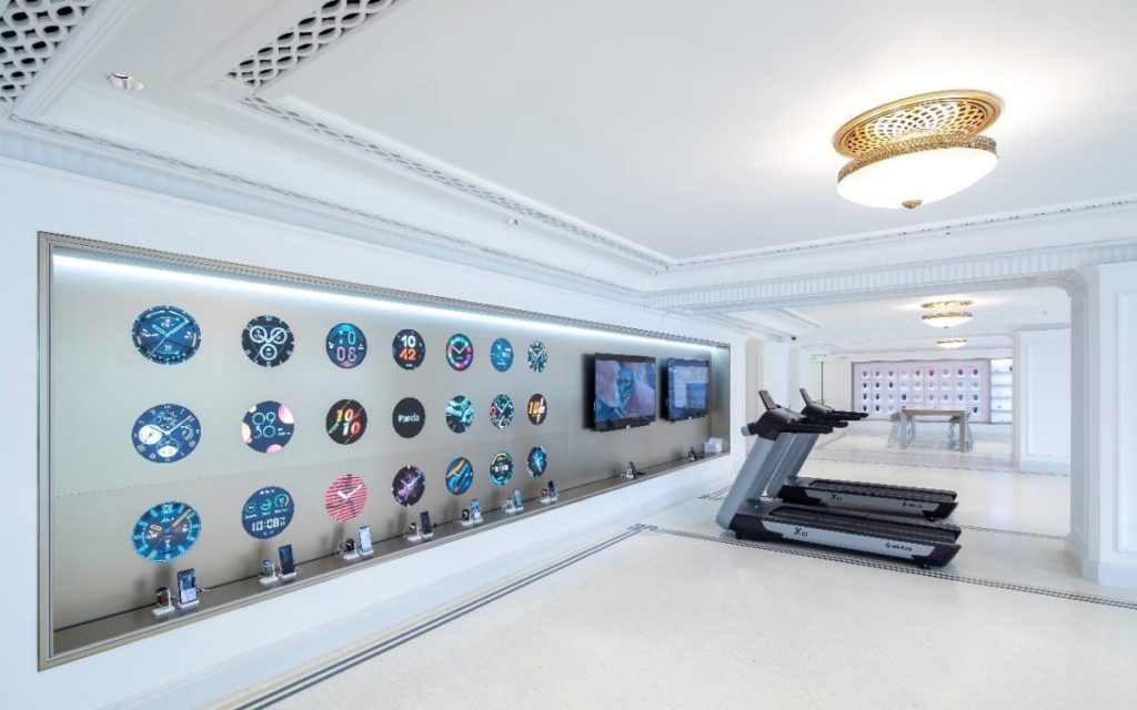 Der neue Huawei Flagship-Store in Shanghai (Foto: Huawei)