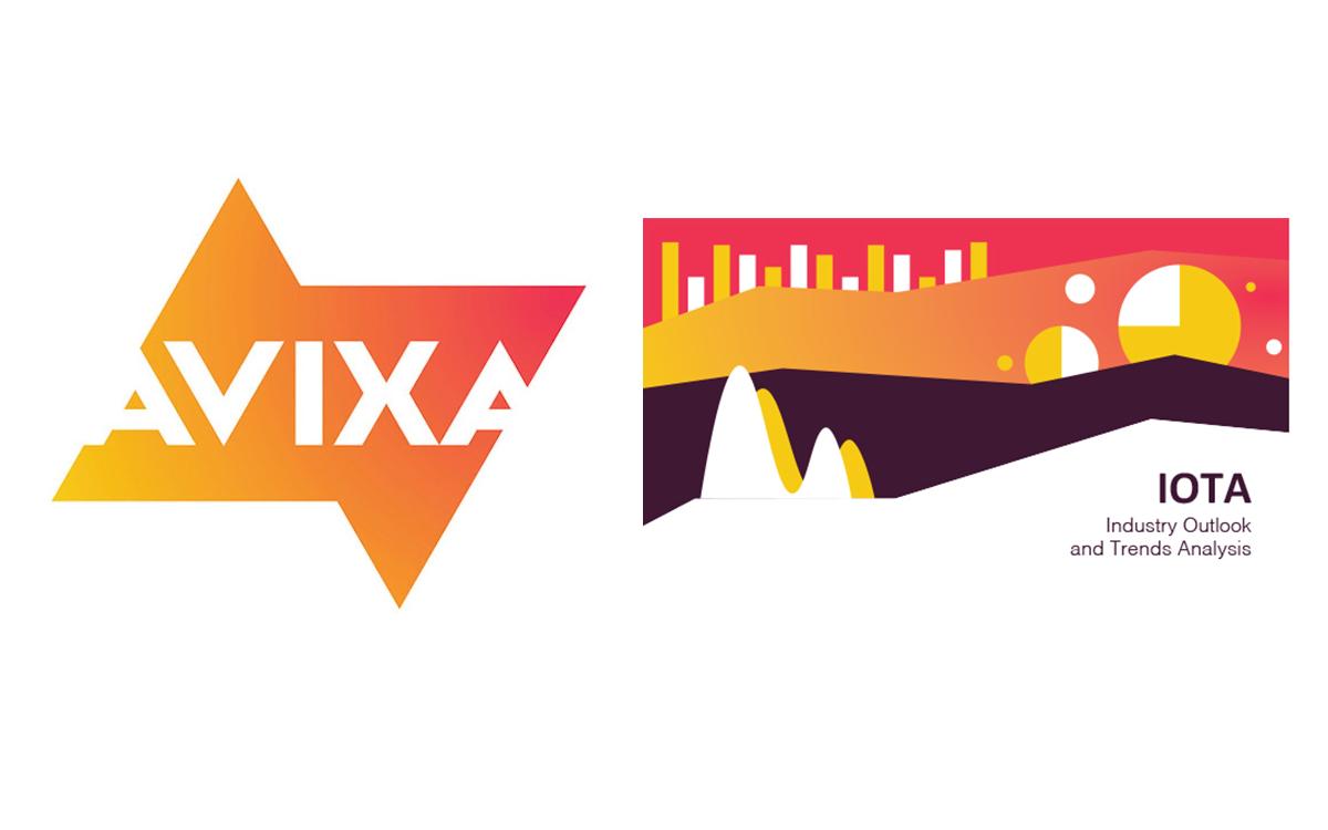 "Die AVIXA ""Industry Outlook and Trends Analysis"" (IOTA) sieht keine Erholung der AV-Branche bis 2022 (Foto: AVIXA)"