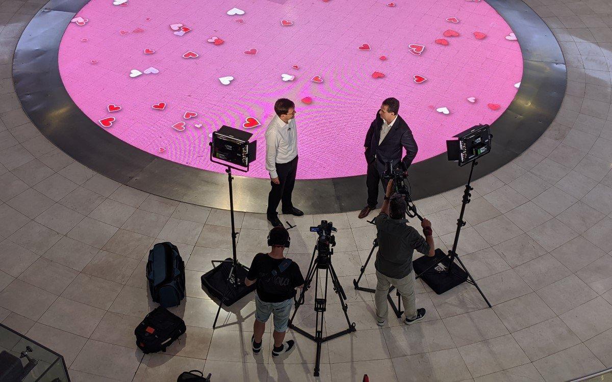 Heute um 15 Uhr CET startet DSS 2020 - The Show – seien Sie mit dabei (Foto: invidis)