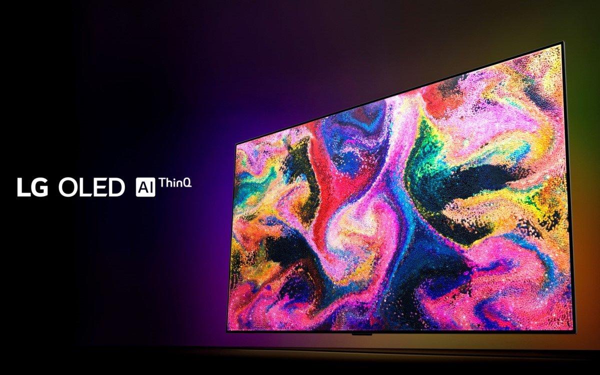 LG OLED-Smart-TV (Foto: LG Electronics)