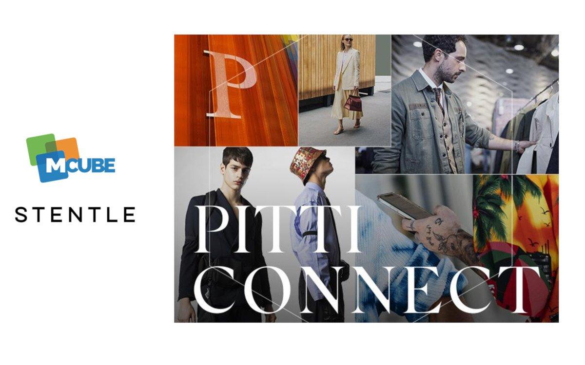 M-Cube Stentle entwickelte Digitalplattform Pitti Connect (Foto: Pitti)