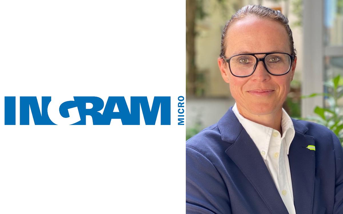 Susanne Böck übernimmt die Verantwortung für das Marketing von Ingram Micro Deutschland (Foto: Ingram Micro)
