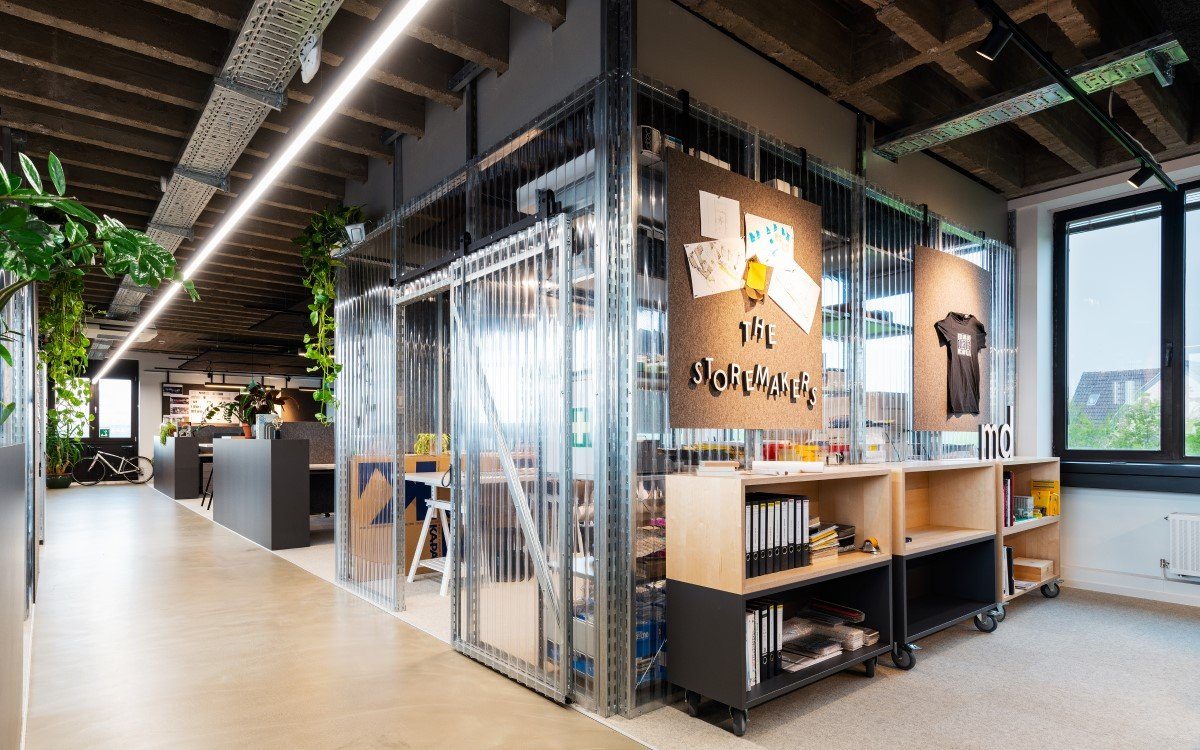 Der neue Umdasch Innovationshub in Duisburg (Foto: Umdasch)