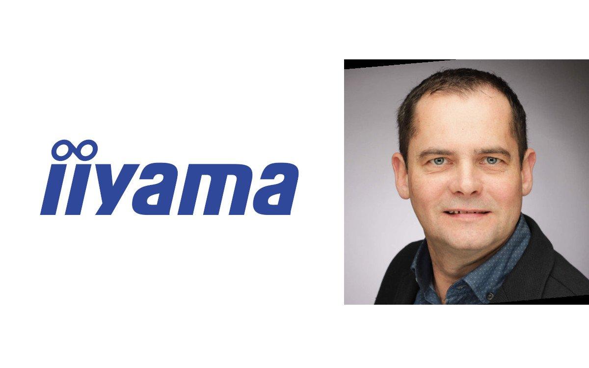 Ole Jacobs verstärkt als neuer Business Development Manager iiyamas Professional Displays-Unit in Neufahrn bei Freising (Foto: iiyama)