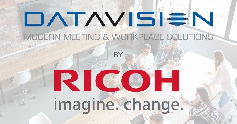 Zukünftiger Unternehmensauftritt Datavision by Ricoh (Foto: Ricoh)