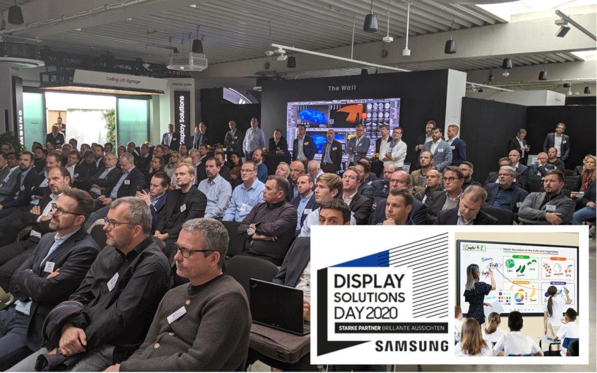 Samsung Display Solution Day 2020 (Foto: invidis)