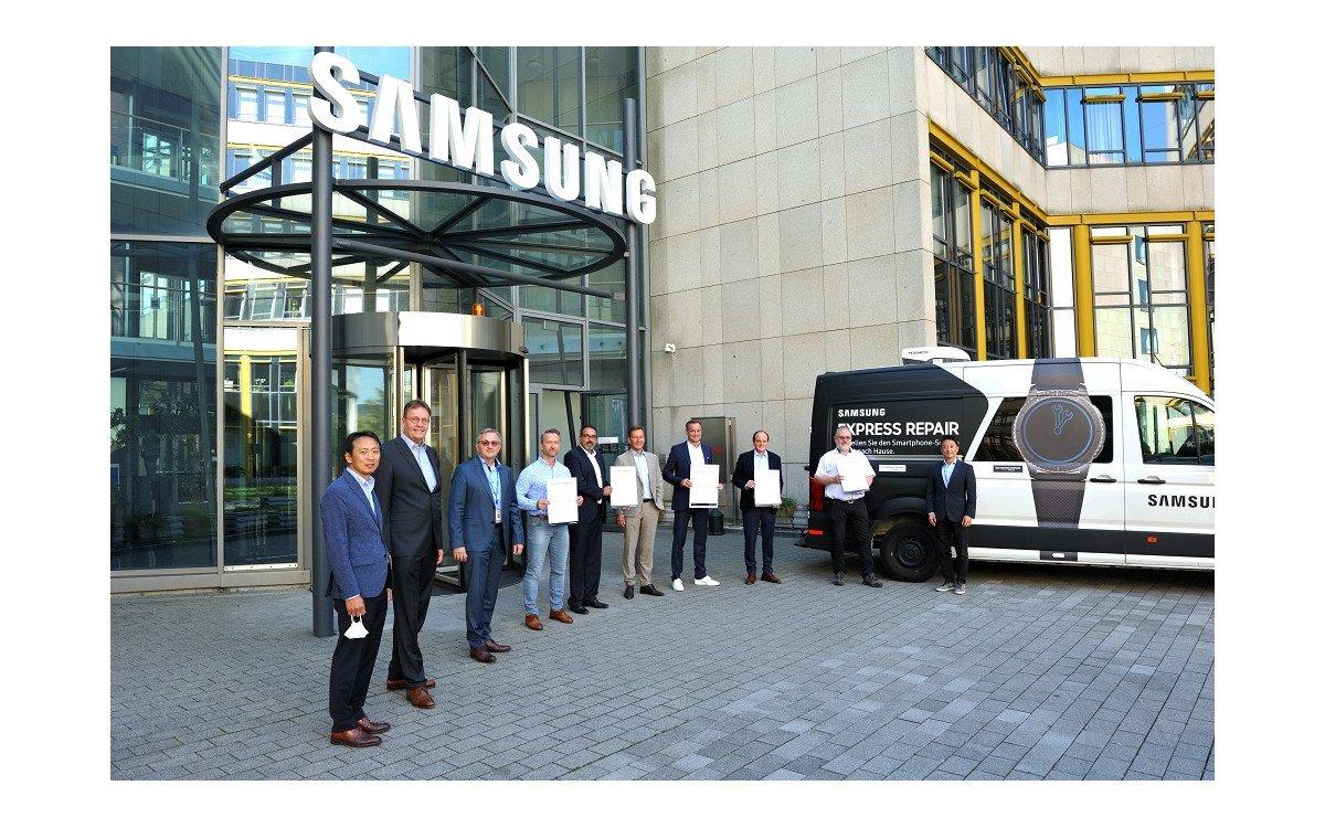 Samsung zertifiziert nachhaltiges Handeln (Foto: Samsung)