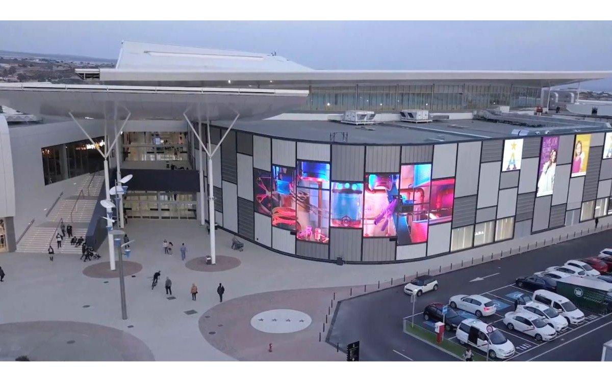 Torrecárdenas Shopping Center in Almeria (Foto: Chapman Taylor)