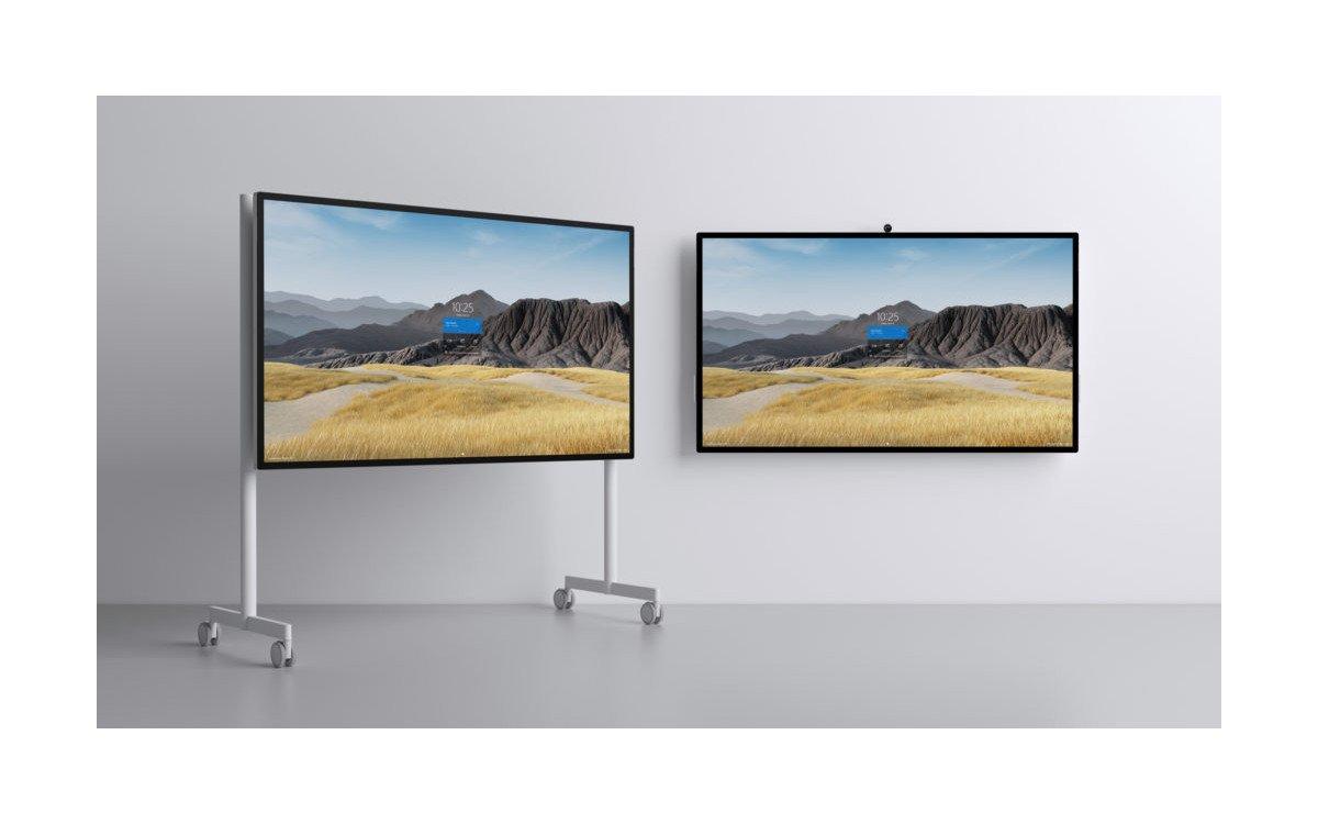 "Microsoft Surface Hub 2S in 85"" (Foto: Microsoft)"