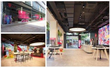 Telekom Magenta hat den ersten deutschen Experience Flagship-Store in Stuttgart eröffnet (Fotos: Telekom)