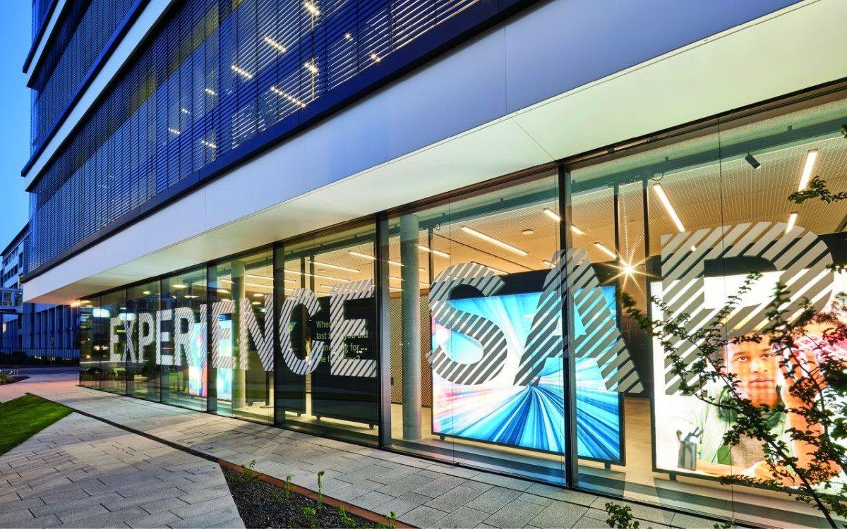 SAP Experience Center in Walldorf (Foto: Visplay/Annika Feuss Fotografie)