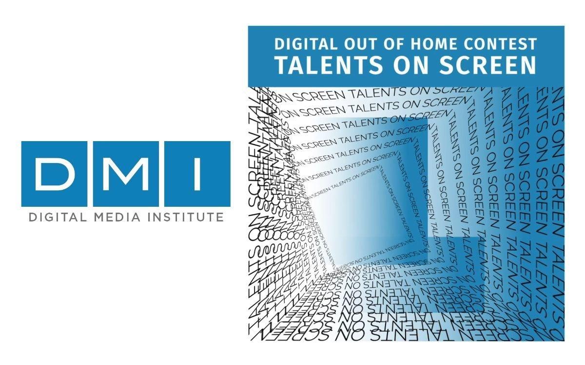 """Das DMI sucht mit dem """"Talents on Screen""""-Wettbewerb kreative DooH-Nachwuchstalente (Foto: DMI)"""