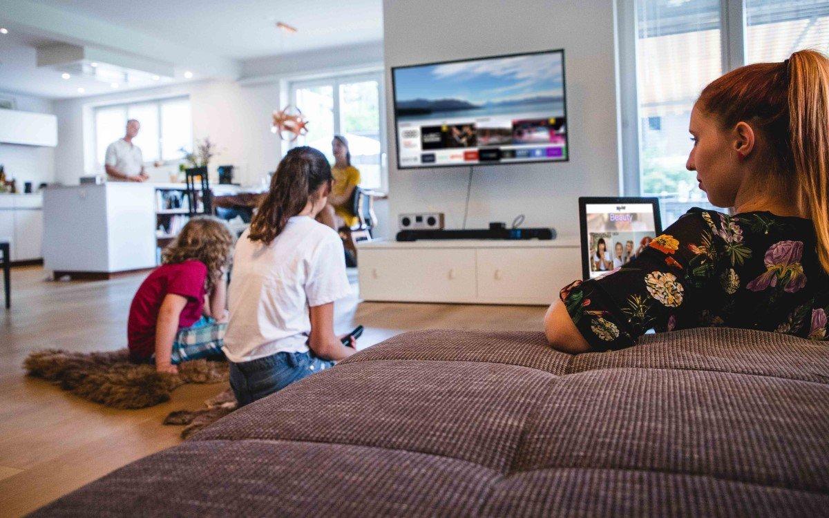 """Goldbach Österreich erweitert sein neu geschaffenes Geschäftsfeld """"Advanced TV"""" zur Vermakrtung von Smart TV-Ads (Foto: Goldbach)"""