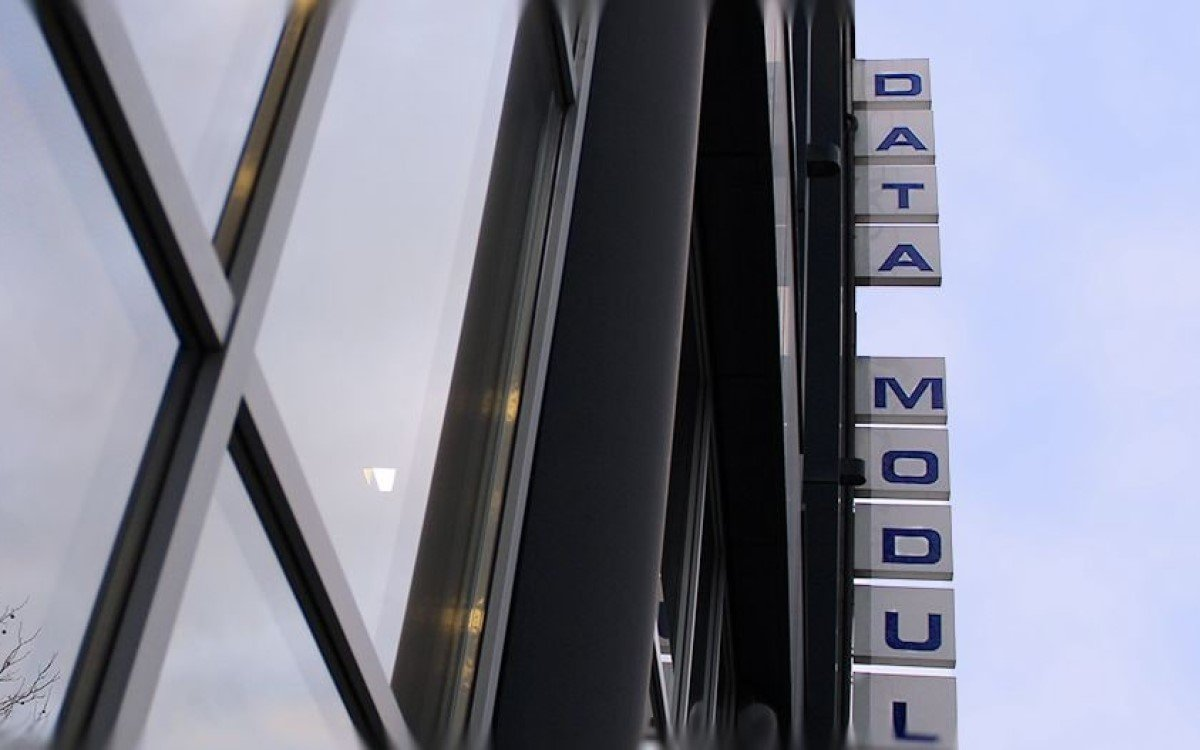 Data Modul Sitz in München (Foto: Data Modul AG)