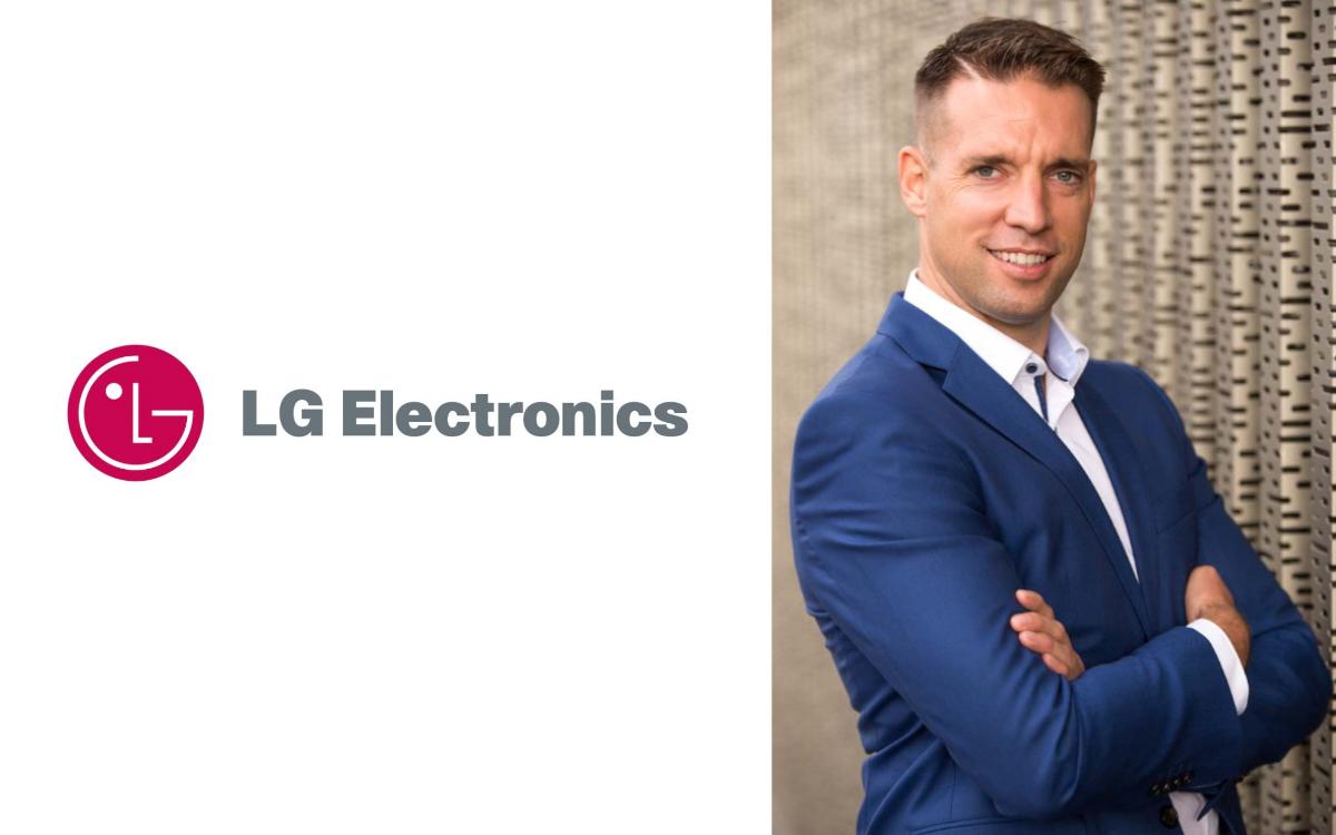 Christoph Kuner ist als Key Account Manager für den Vertrieb von Monitor-Signage-Produkten in der Region Deutschland Süd verantwortlich (Foto: LG Electronics)