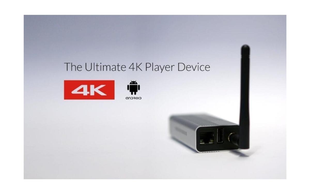 Den Navori QL StiX 3500 4K-Mediaplayer gibt es jetzt bei Distributor Equinox im Bundle (Foto: Navori)