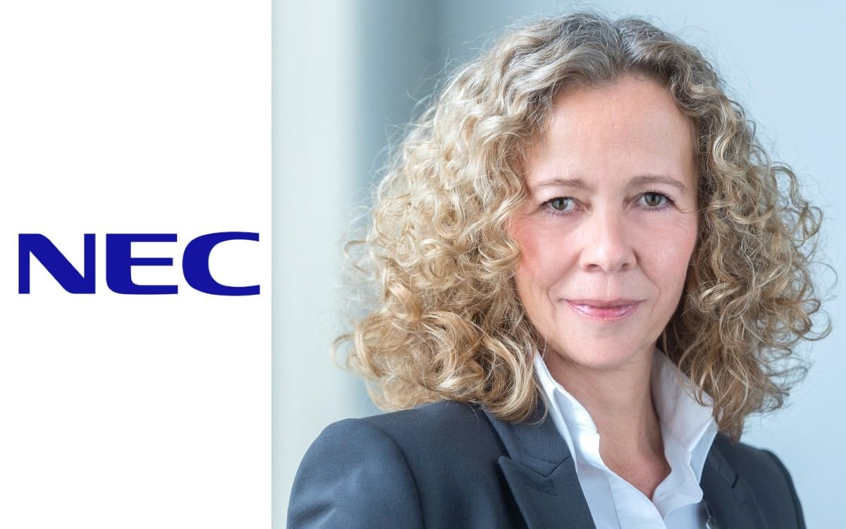 Stefanie Corinth, neuer Senior Vice President of Sales EMEA bei NEC Display Solutions (Foto: NEC)