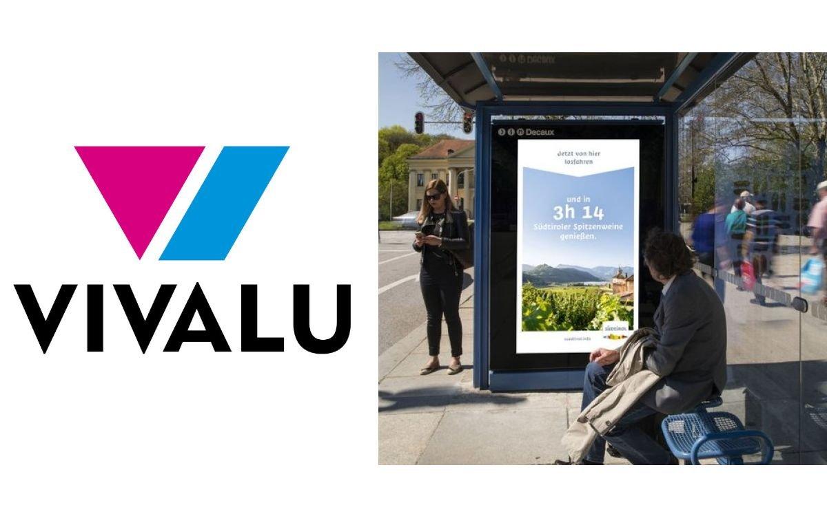 Die Kampagne der Agentur Vivalu zeigt individuell, wie lange der jeweilige User von seinem Standpunkt aus zum Reiseziel Südtirol bräuchte (Foto: Vivalu)