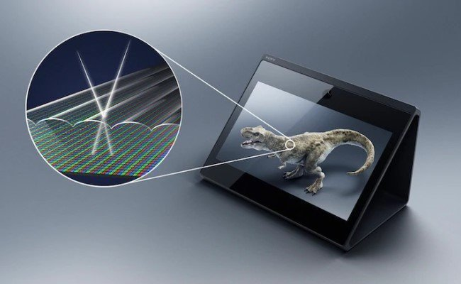 Sony SR-Display: Micro Optical Lens (Foto: Sony)