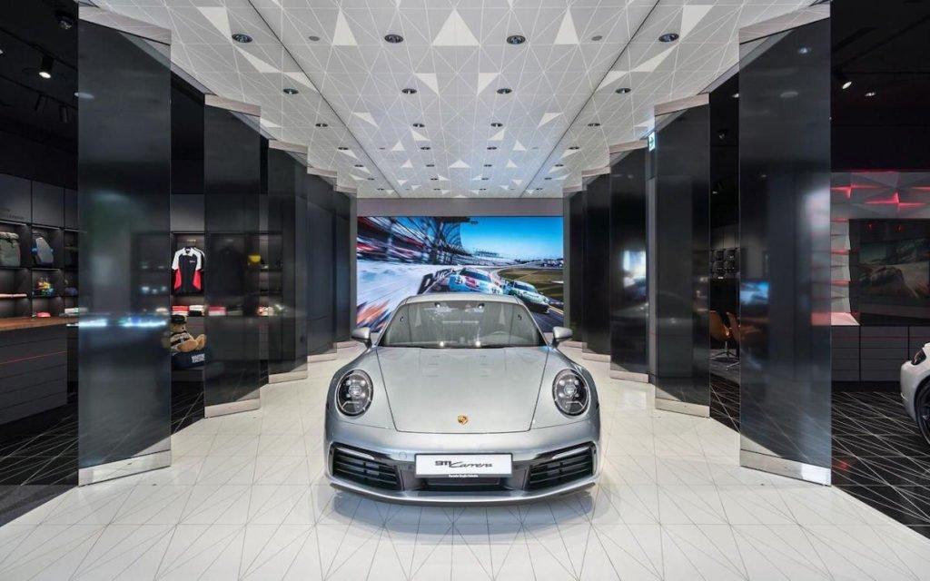 Porsche Studio Hsinchu in Taiwan (Foto: Porsche)