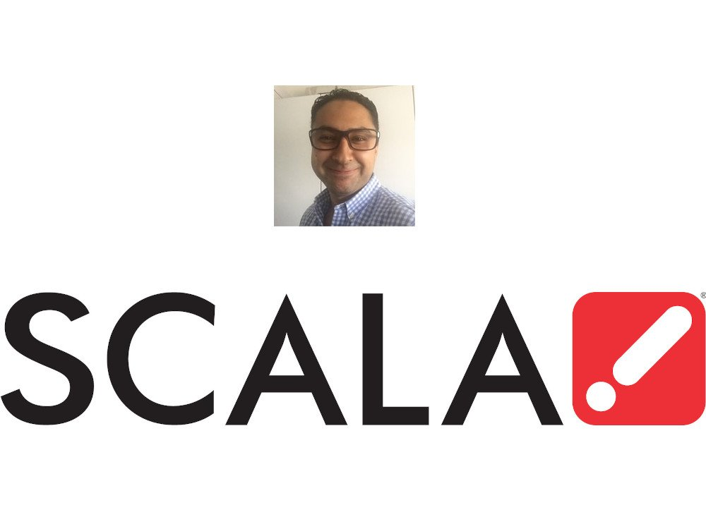 Mohammad Kabiri neuer Area Sales Manager DACH bei Scala (Foto: Privat)