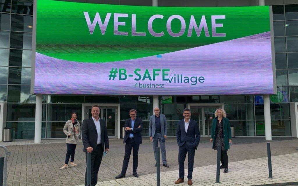 Kölnmesse B-Safe4Business-Village (Foto: Kölnmesse)