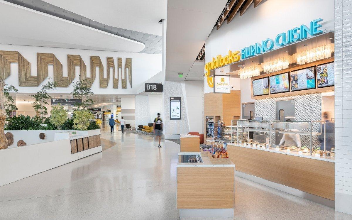San Francisco Airport William Duff Architects Airport Dining (Foto: William Duff Architects)