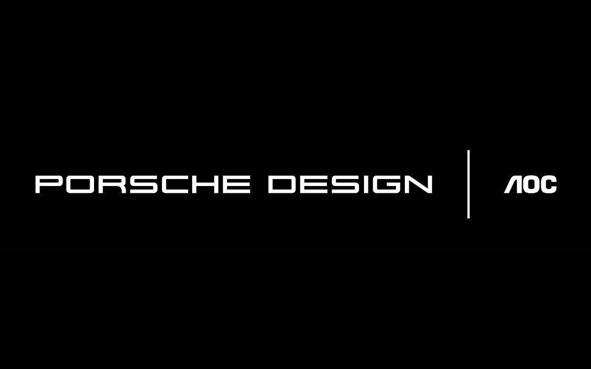 Porsche Design und AOC entwickeln gemeinsames Display (Foto: Porsche Design AOC)