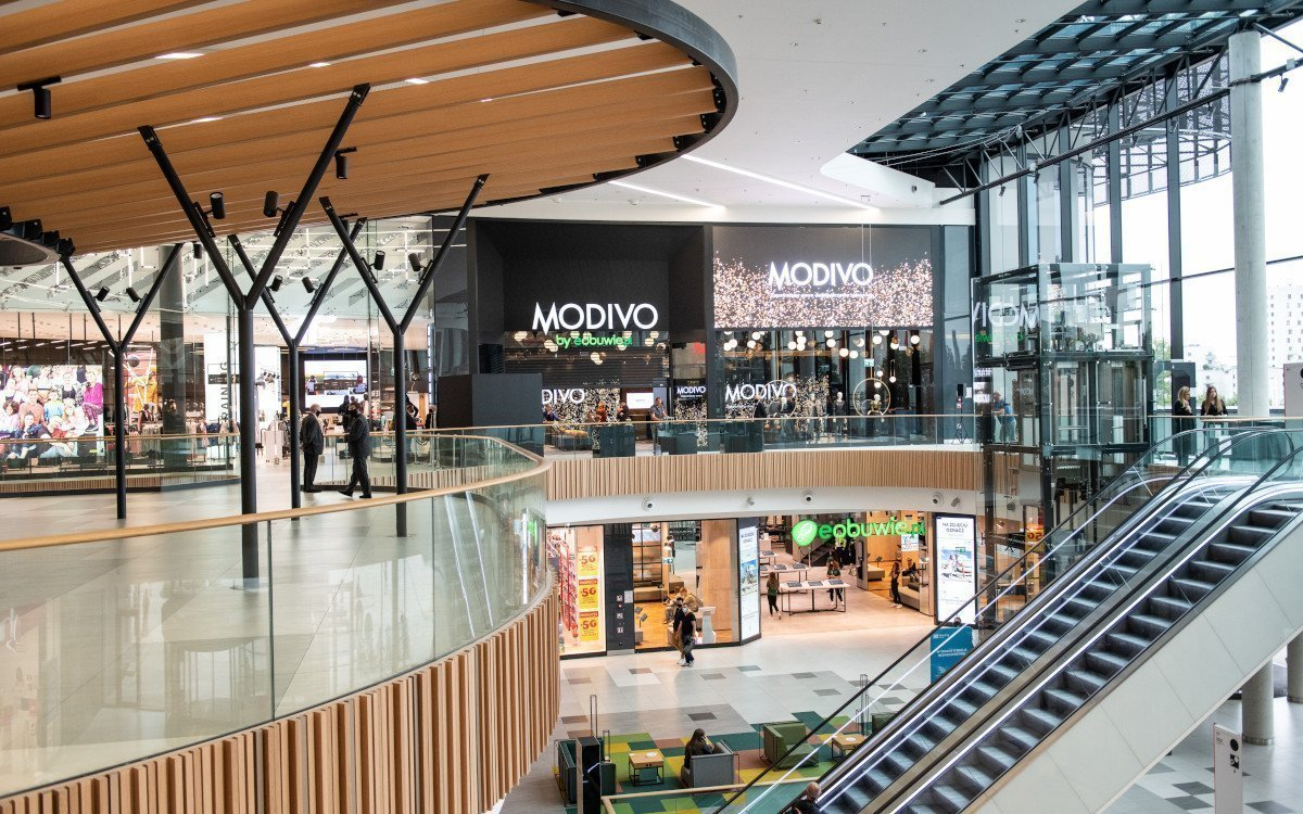 Modivo Flagship-Store in Warschau (Foto: Modivo)