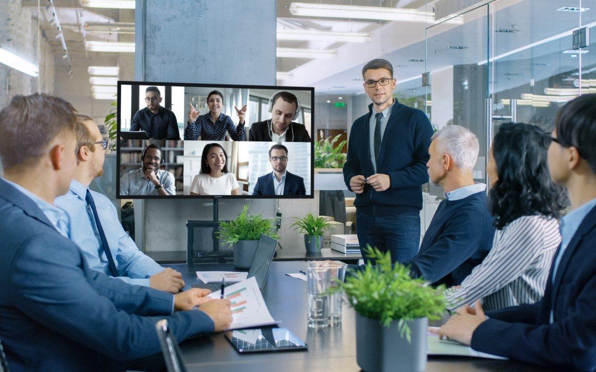 Die neue Philips C-Line für Collaboration launcht in EMEA (Foto: Philips PDS)