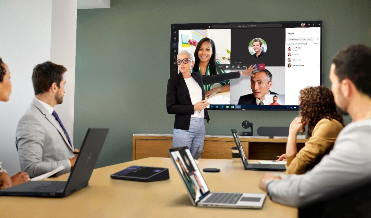 Dell Meeting Space Solution (Foto: Dell Technologies)